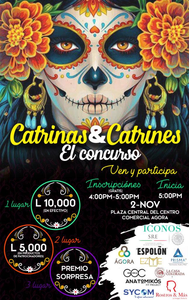 Concurso Catrinas & Catrines